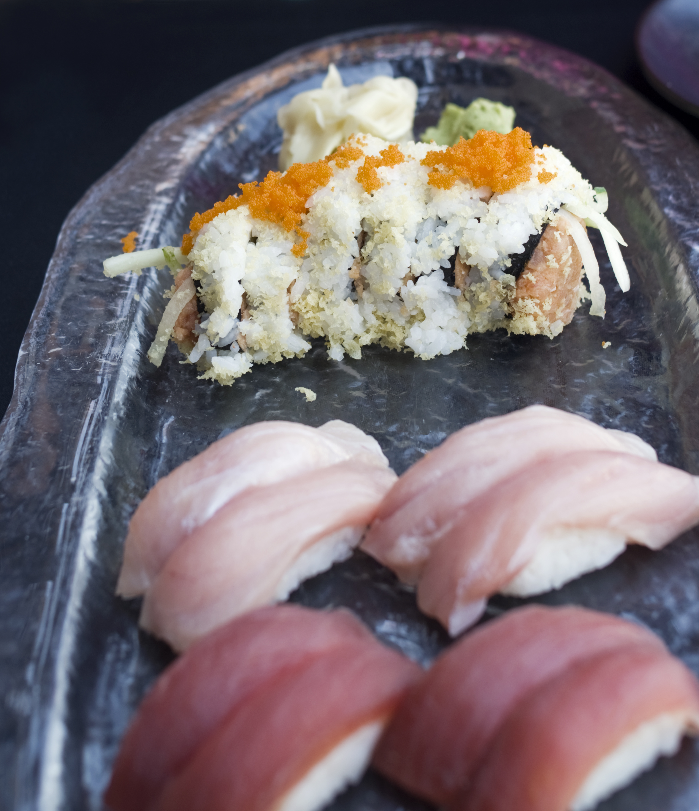Fish eaters beware of the butterfish: your tummy may thank
