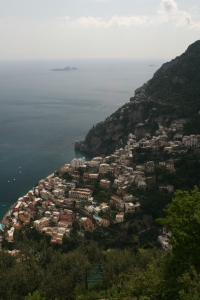 VIEW ON THE WAY TO DONNA ROSA