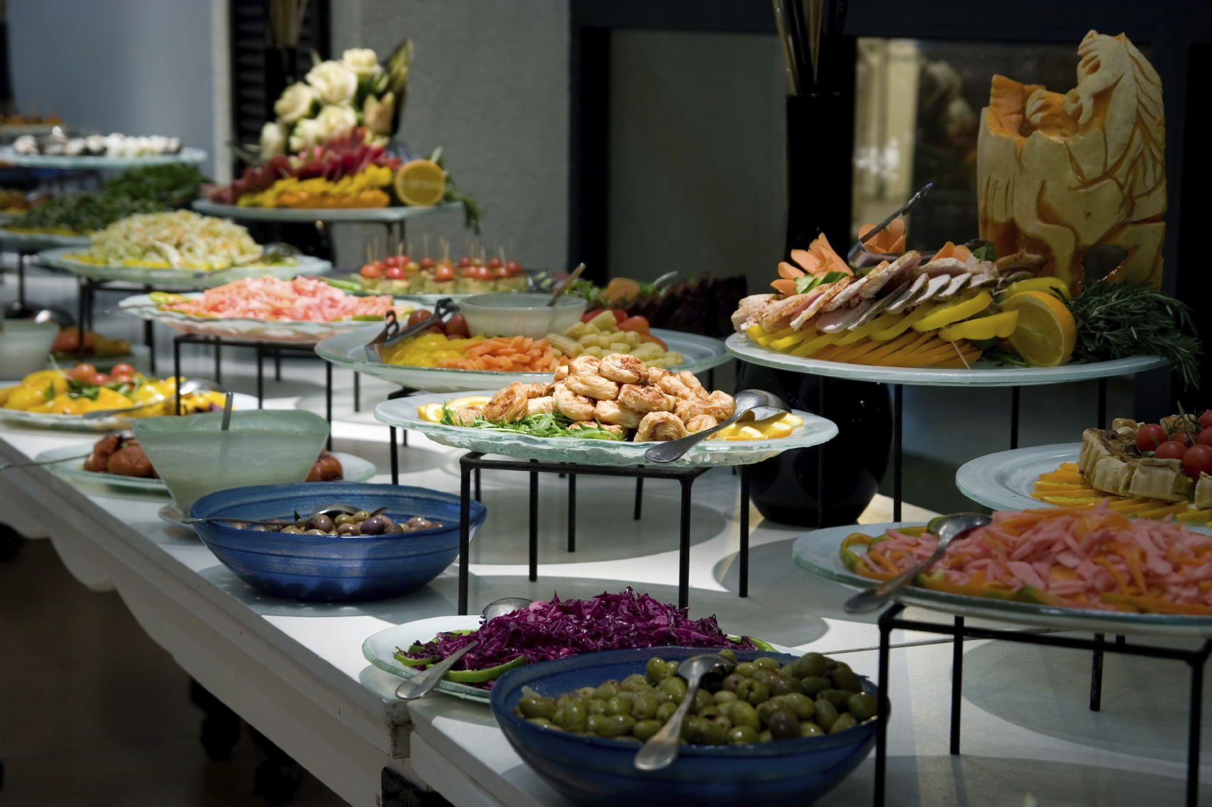 5 Top Tips To Help You Survive The Holiday Buffet