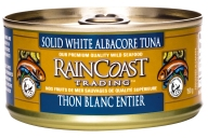 No mercury worries with albacore tuna from the Pacific Northwest Raincoast Trading