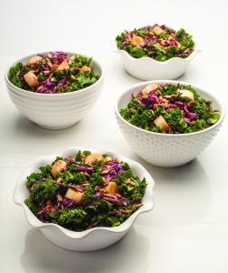 SilverPlatter-cabbage and kale salad