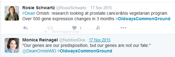 Oldways-CommonGround-DeanOrnish-Genes