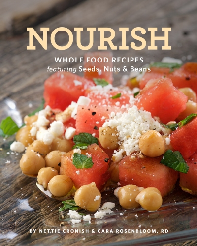 A must have book nourish whole food recipes featuring nuts seeds a must have book nourish whole food recipes featuring nuts seeds and beans forumfinder Image collections